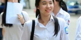 Học sinh tăng cơ hội với dự thảo quy chế thi THPT quốc gia