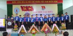 Đại hội đại biểu Đoàn TNCS Hồ Chí Minh Trường THPT Núi Thành lần thứ 40, nhiệm kỳ 2017-2018
