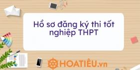 Cách ghi phiếu đăng ký dự thi tốt nghiệp THPT và xét tuyển đại học