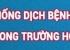 THÔNG TIN VỀ TỔ CHỨC KỲ THI TỐT NGHIỆP THPT TRONG ĐIỀU KIỆN PHÒNG, CHỐNG DỊCH COVID-19